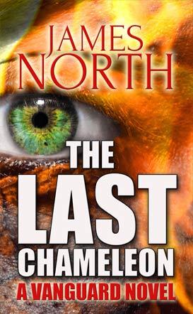 The Last Chameleon cover